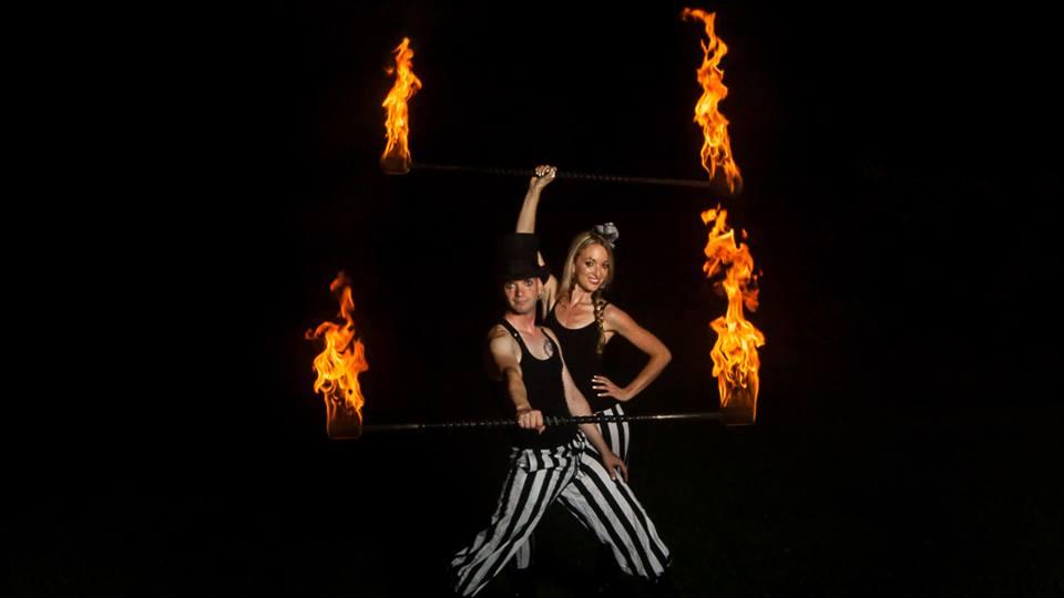 Book A Fire Show