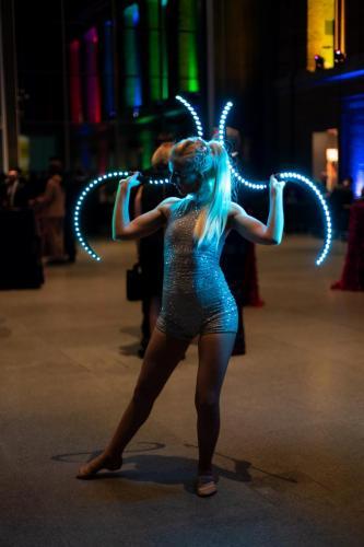LED Dancer Boston