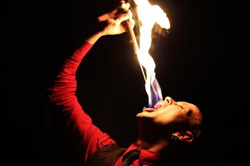 Fireeating