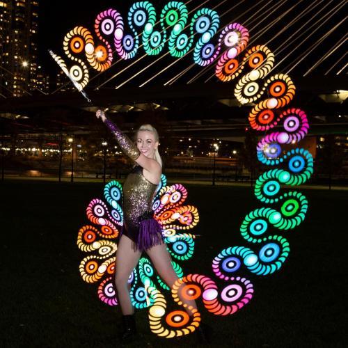 Pattern 11 (LEDs at Revere Park) - 20